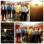 Photo taken at Malaysian Petroleum Club Restaurant by Helmie Z. on 8/14/2012