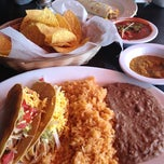 Photo taken at Guadalajara Mexican Restaurant by Esteicy on 2/21/2012