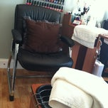 Photo taken at French Door Salon and Spa by Anne-Marie M. on 8/17/2012