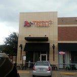 Photo taken at Torchy's Tacos by Stephanie J. on 8/18/2012