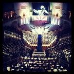 Photo taken at Концертный зал им. П. И. Чайковского / Tchaikovsky Concert Hall by Mitya A. on 4/12/2012