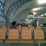 Photo taken at Departures / Check-In Hall by Katae L. on 2/3/2012
