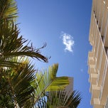 Photo taken at Coconut Waikiki Hotel, a Joie de Vivre Hotel by Steve G. on 8/3/2012