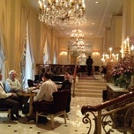Photo taken at The St. Regis New York by Beth R. on 8/1/2012