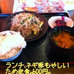 Photo taken at 白木屋 本郷3丁目駅前店 by Jin N. on 2/21/2012
