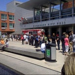 Photo taken at Kitchener City Hall by Bruce W. on 6/14/2012