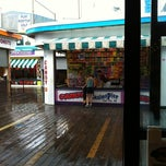 Photo taken at Pier Grill And Pizza by Matt D. on 8/27/2012