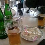 Photo taken at Café de Paris by Hmid J. on 4/4/2012