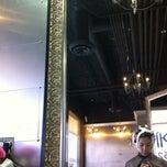 Photo taken at Aesthe Hair Salon by Sae P. on 8/9/2012