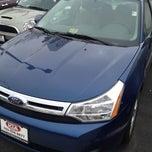 Photo taken at Fairfax Kia by Dick S. on 3/16/2012