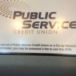 Photo taken at Public Service Credit Union by Vikki W. on 7/18/2012