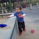 Photo taken at Rudin Family Playground by Marty F. on 4/3/2012