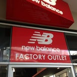 Photo taken at New Balance by Alan T. on 8/25/2012