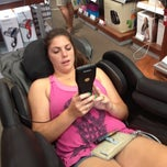 Photo taken at Brookstone by Jamie R. on 6/30/2012