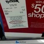 Photo taken at T.J. Maxx by Mary-Jane on 8/22/2012