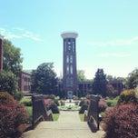 Photo taken at Belmont University by Tim W. on 8/9/2012
