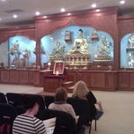 Photo taken at Kadampa Meditation Center Texas by Lukas K. on 3/10/2012