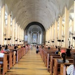 Photo taken at National Shrine of Our Mother of Perpetual Help by HolyKalag S. on 6/8/2012