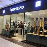 Photo taken at Nespresso by Rafa E T. on 9/13/2012