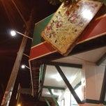 Photo taken at D'Itália Pizza Quadrada by Thiago S. on 4/21/2012