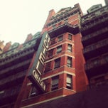Photo taken at Hotel Chelsea by Mathias F. on 6/21/2012