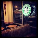 Photo taken at Starbucks by Fernando M. on 3/22/2012