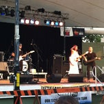 Photo taken at Little Lake Musicfest by Matt G. on 7/19/2012