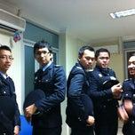 Photo taken at Bidang Audit Kantor Pelayanan Utama Bea Dan Cukai Tipe B Batam by Maulana D. on 4/12/2012