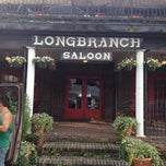 Photo taken at Longbranch Saloon by John on 7/16/2012