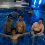 Photo taken at Delta Spa by Surya P. on 2/20/2012