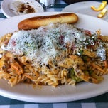 Photo taken at Italianni's by Adhara on 4/21/2012