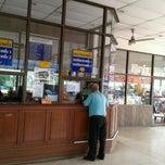 Photo taken at สถานีขนส่งเพชรบูรณ์ by Khamika T. on 5/16/2012