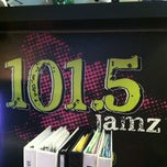 Photo taken at 101.5 JamZ by Charlie H. on 5/3/2012