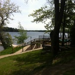 Photo taken at Ruttger's Bay Lake Lodge by Kristiana H. on 5/13/2012