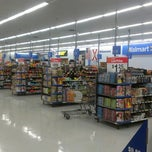 Photo taken at Walmart Supercenter by Joe E. on 6/15/2012