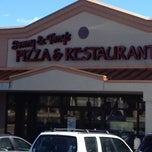 Photo taken at Sonny & Tony's Pizza & Italian by Ed C. on 4/5/2012
