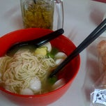 Photo taken at Mie Reman by Yara H. on 6/9/2012