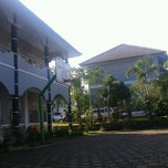 Photo taken at SMP IT AS-SYIFA Boarding School by Imam W. on 2/12/2012
