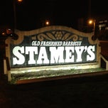 Photo taken at Stamey's Old Fashioned Barbecue by Justin S. on 5/9/2012