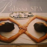 Photo taken at Palassa Spa by Francis F. on 3/14/2012