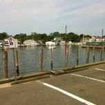 Photo taken at Maple Avenue Marina by Ramon O. on 7/11/2012