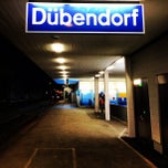 Photo taken at Bahnhof Dübendorf by Cesar M. on 3/5/2012