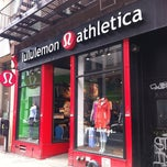 Photo taken at lululemon athletica by Jonas C. on 3/18/2012