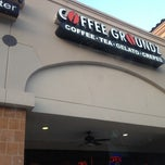 Photo taken at Coffee Groundz by Rome W. on 5/7/2012