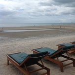 Photo taken at Anantara Hua Hin Resort and Spa by PiggyBuff Y. on 6/16/2012