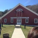 Photo taken at Grafton Village Cheesemaking Plant by BooMilk M. on 3/23/2012