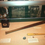 Photo taken at Babe Ruth Birthplace & Museum by Erik C. on 7/23/2012
