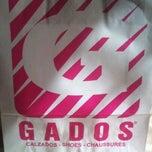 Photo taken at Zapateria GADOS by Carlos Fabián C. on 4/17/2012