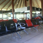 Photo taken at Gate A1 by Soetrisno M. on 4/19/2012