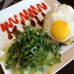 Photo taken at Kraze Burgers by Bunnyroar! on 3/16/2012
